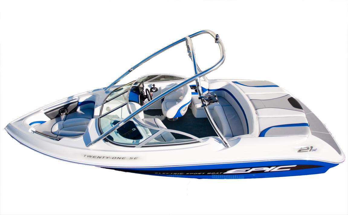 bateau de ski wake electrique discount marine. Black Bedroom Furniture Sets. Home Design Ideas