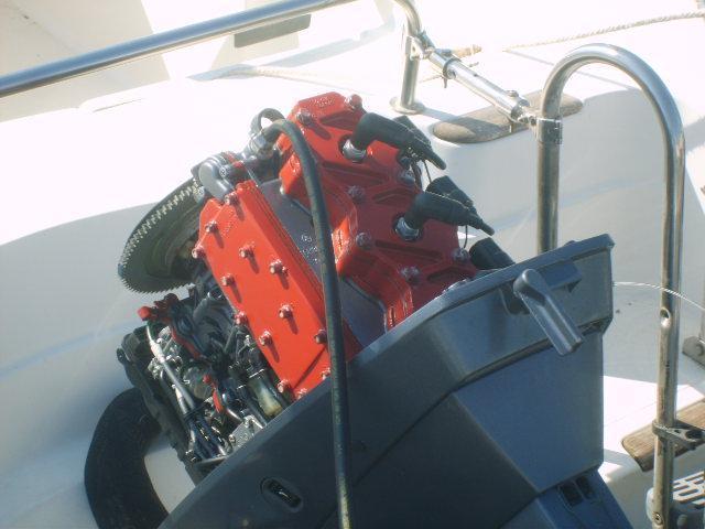 moteur trop bruyant    - hors bord - m u00e9canique