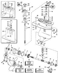 Mercury Outboard Motor Lower Unit Diagram also Johnson Outboard Motor Troubleshooting moreover Johnson Evinrude Parts php as well 1984 Mercury Outboard 115 Hp Diagrams also Outboard Motors K3. on evinrude 115 hp