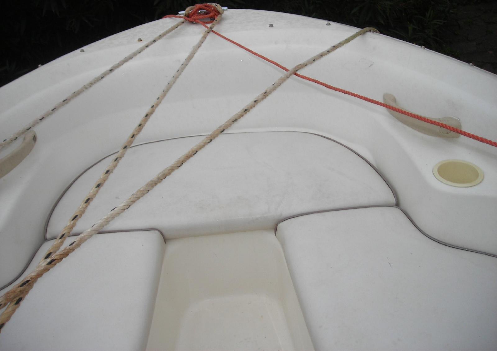 Glisse nautique et longue recherche de 2 bateaux d - Trace de rouille sur inox ...