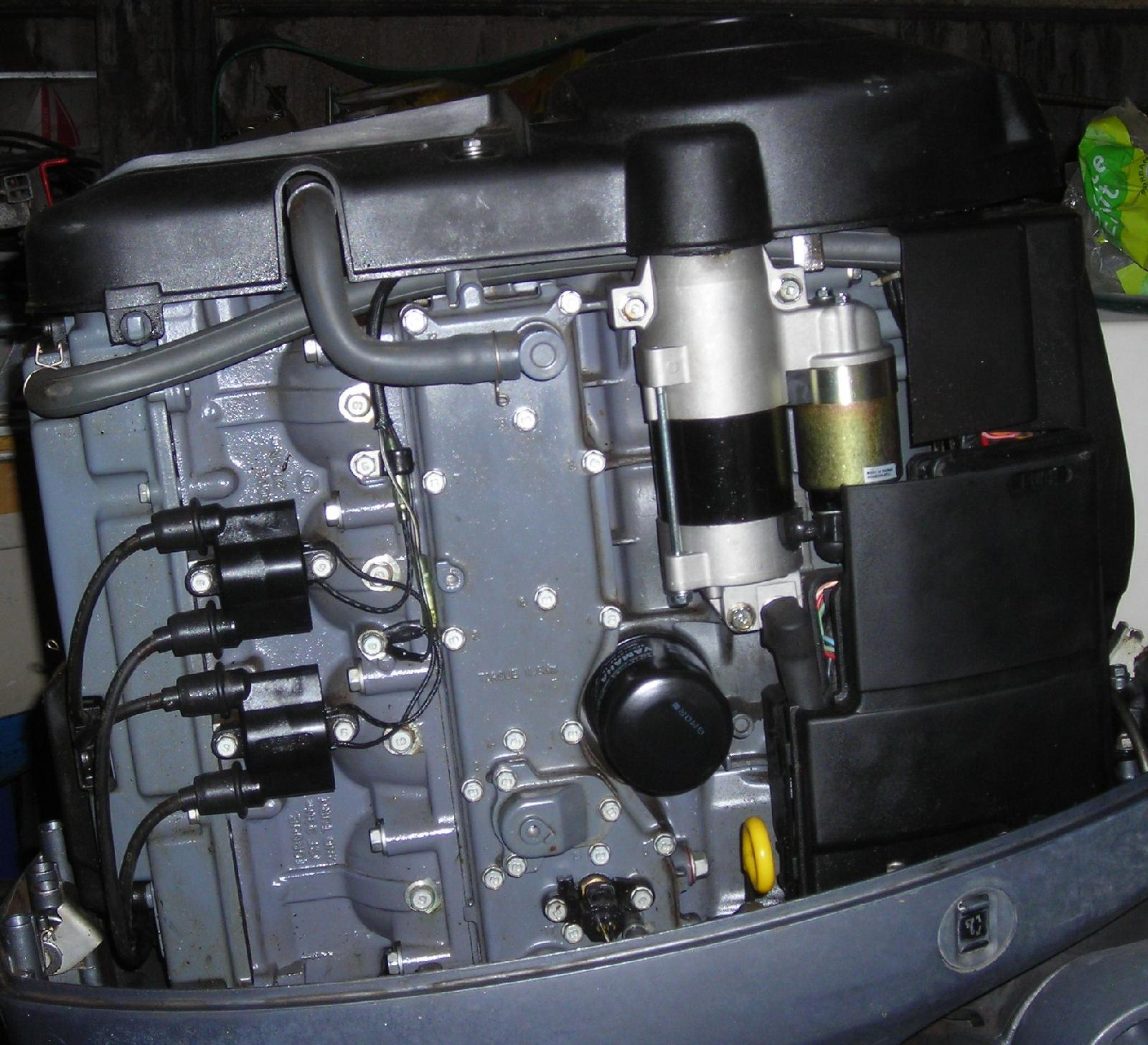 Demande D Avis Mercury 90 Cv 4t Carbu Discount Marine