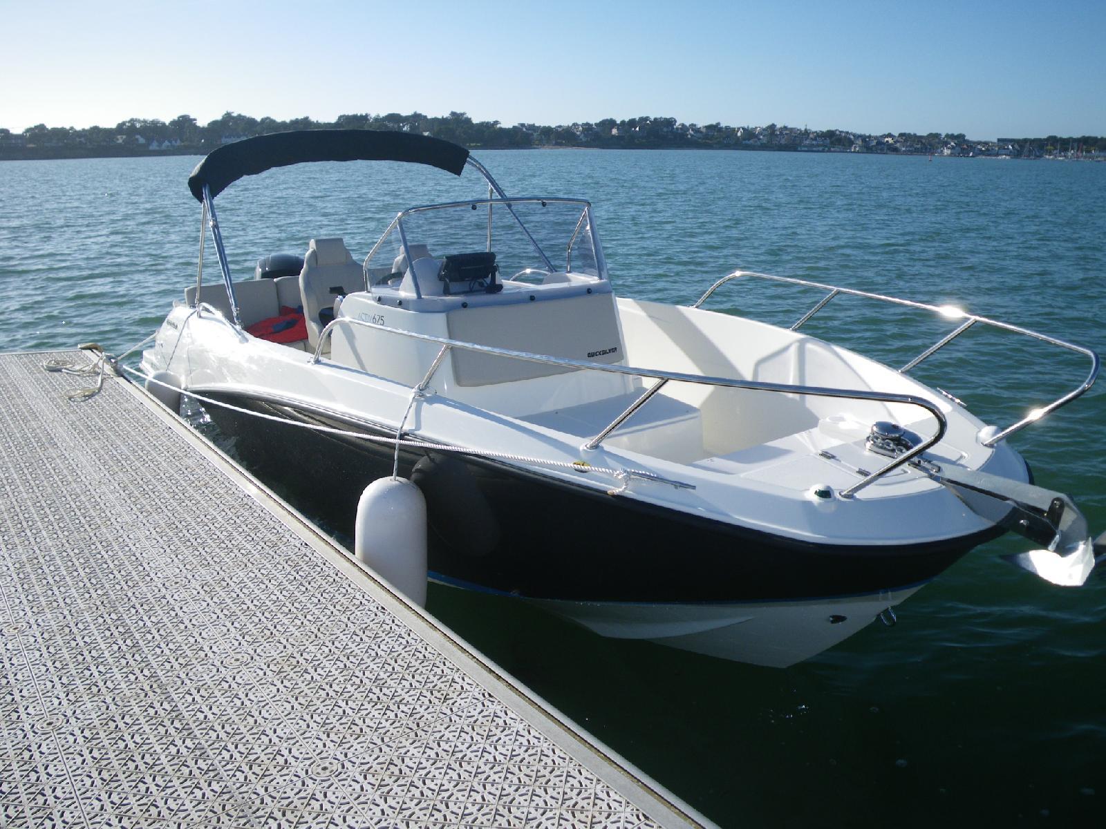 Avis quicksilver activ 675 open quicksilver bateaux for Top 5 d